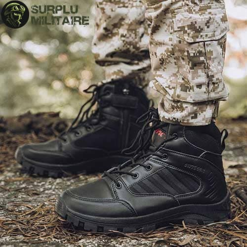 chaussures militaires boots darkness 46 a vendre