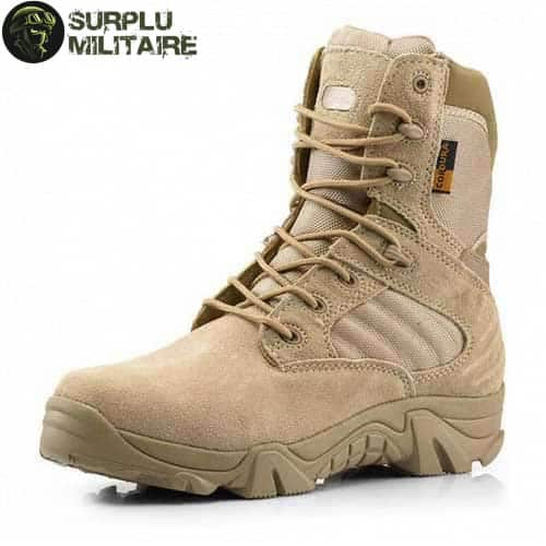 chaussures militaires boots sand 47 prix 1