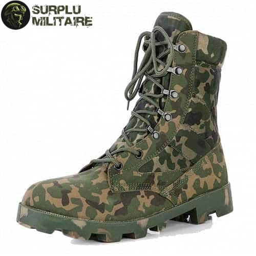 chaussures militaires boots woodland 46 acheter 1