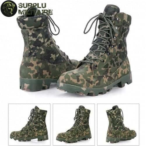 chaussures militaires boots woodland 46 pas chers 1