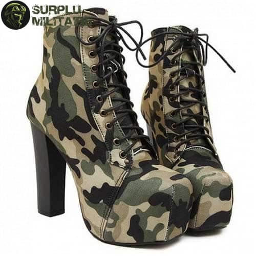 chaussures militaires low boots camo 40 1