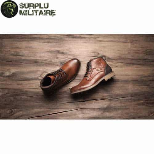 chaussures militaires retro army 48 pas chers 1