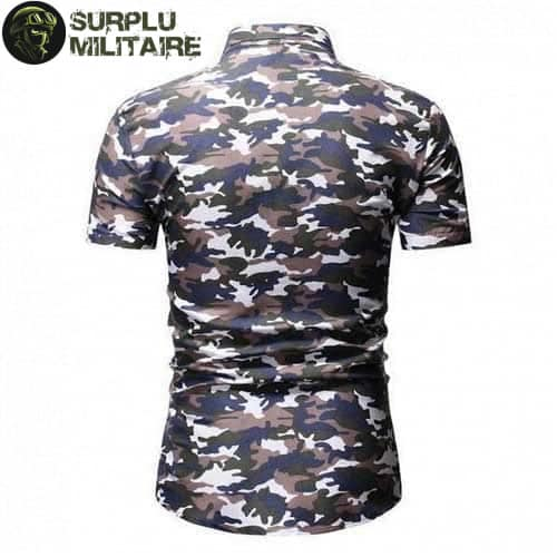 chemise militaire homme camouflage xxl 1