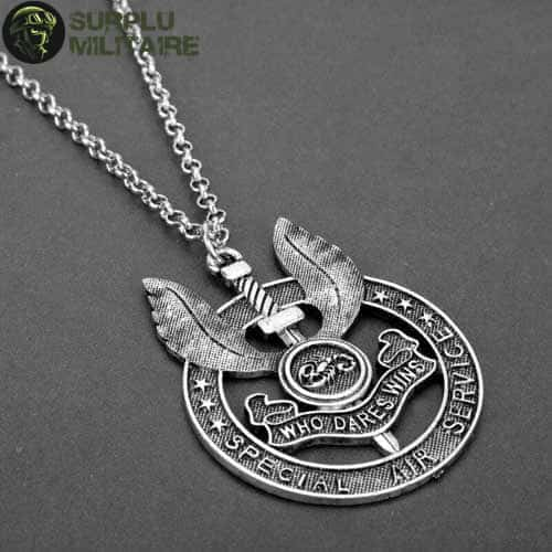 collier militaire special air service cat 1